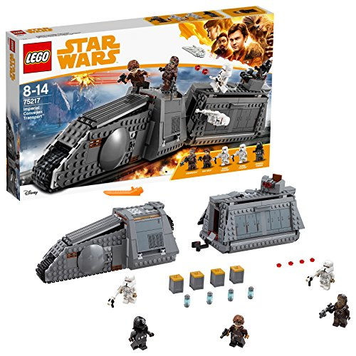 LEGO Star Wars - Imperial Conveyex Transport (75217)