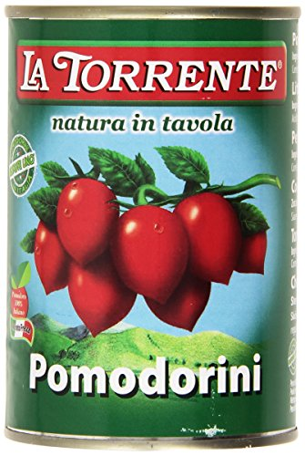 La Torrente - Pomodorini - 6 pezzi da 400 g [2400 g]