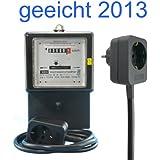 Wechselstromzähler Zwischenzähler 10/40 A. mit 1,5m Zuleitung (max. 16 Amp.) geeicht für Verrechnungszwecke zugelassen von EB17