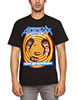 Loud Distribution Anthrax - Sate Of Euphoria Men's T-Shirt