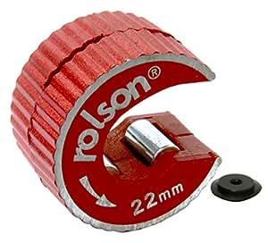 Rolson 22408 Copper Pipe Cutter, 22 mm