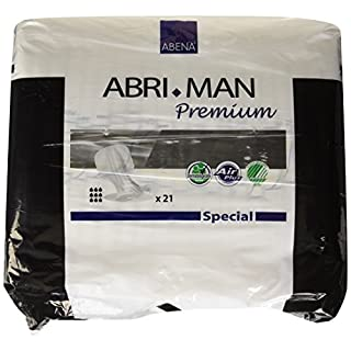 Abena abri-man spezielle, Männer geformtes Pad, 2800ml