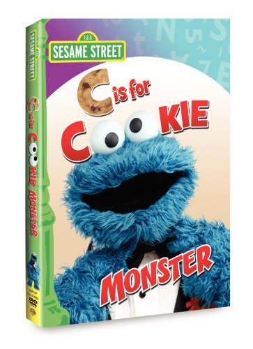 Sesame Street: C Is for Cookie Monster by Emilio Delgado