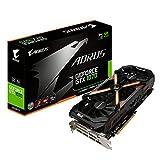 Gigabyte AORUS GeForce GTX 1070 8G GeForce GTX 1070 8GB GDDR5 - Tarjeta gráfica (NVIDIA, GeForce...