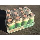Real Coconut Water (Kokoswasser) ohne Fruchtfleisch, ohne Zusätze und ohne Zucker, (12 Flaschen 3360ml)