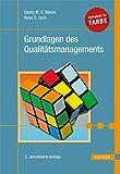 Grundlagen des Qualitätsmanagements