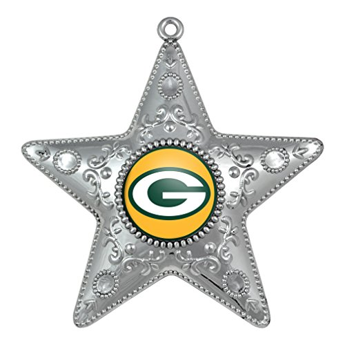 Boelter Brands NFL Silber Ornament Stern, Silber