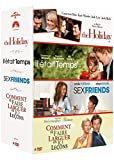Coffret : The Holiday + Il était temps + Sex Friends + Comment se faire larguer en 10 leçons