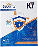 #8: K7 Total Security - 1 PC, 1 Year(CD) [windows_10,windows_8_1,windows_8,windows_7,windows_vista,windows_xp]