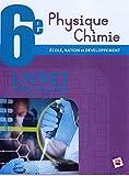 Physique-Chimie 6e RCI Activités Ecole, Nation et Développement