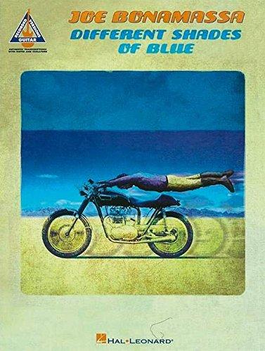 Guitar Recorded Versions: Joe Bonamassa - Different Shades Of Blue