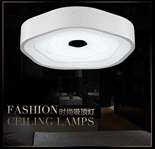 De 420mm Chambre Gqlb Salon Lumières 3 Plafond Couleurs 420 Des Lumière Lampe nOZXkN80wP