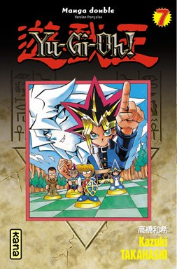 Yu-Gi-Oh! - Manga Double 7/8