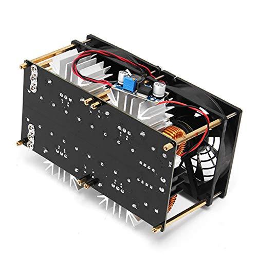 Pudincoco 1800W 40A ZVS Calentamiento inducción Módulo