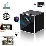 Corprit Wireless Hidden Spy Camera HD 1080P WiFi Home Security Camera Black Cube - Best Reviews Guide