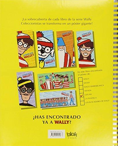 ¿Dónde Está Wally?: El Libro Mágico ¿Where's Wally?: The Wonder Book: Edicion Poster (Colección ¿Dónde Está Wally?, Band 602003)