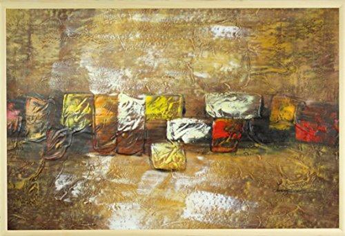 dans-le-milieu-var-6-peinture-a-lhuile-sur-toile-60-x-90-cm-61-x-914-cm-encadree-en-brown-gold-cadre