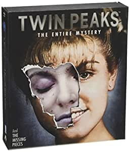 Twin Peaks The Entire Mystery Blu Ray Lynch David Frost Mark Dvd Blu Ray