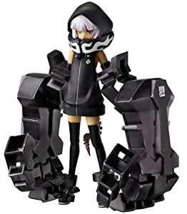 figma Strength (12 cm PVC Figure) Max Factory Black Rock Shooter [JAPAN] (japan import)