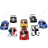 MECO Mini Auto Racing Car in der Getraenkedose 1:58 Geschenk Neu Farbauswahl