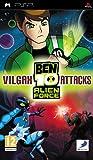 Ben 10 Alien Force: Vilgax Attacks (PSP)