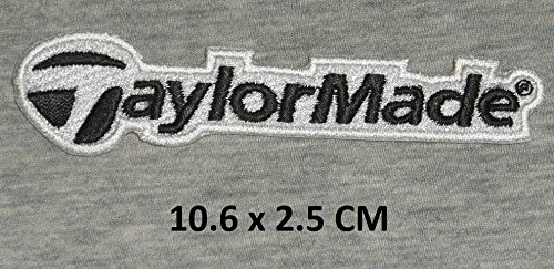 taylormade-iron-on-patch-embroidered-golf-badge-5-x-1-free-shipping