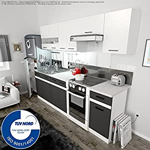 Küchenzeilen Ohne Geräte günstig online kaufen | Dein Möbelhaus