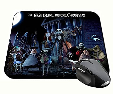 Cauchemar avant Noël The Nightmare Before Christmas Tim Burton A Tapis mousepad PC
