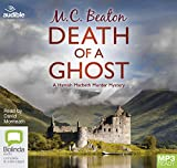 Best Audible Mysteries - Death of a Ghost: 32 Review