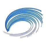 MagiDeal Set de 10pcs Bande Ruban de Raquette de Tennis de Table Ping-Pong Accessoire Décoration Protection pour Tennis de Table
