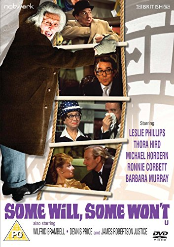 Some Will, Some Won't [DVD] [UK Import]