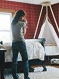 Gestell | Stativ | Hängegestell für Federwiege | Beine sind teilbar | Höhe 2,20 m | Jetzt € 179 auf hussh-cradles.com