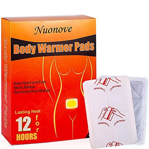Wärmepflaster, Wärmepads, Winter Körperwärmer Heizung Patch dauerhaften halten Hand Füße lindert Menstruationsbeschwerden Frauen, Schmerzpflaster, Wärmer 12 Std, 10er/Pack