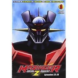 Mazinger Edicion Z Impacto Vol.6 (episodios 23-26) [DVD]