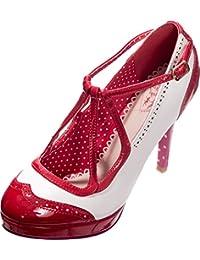 Suchergebnis auf Amazon.de für  Rockabilly - 40   Damen   Schuhe ... 1e7cf99030