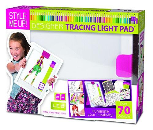 Style me up. Design-Transparentpapier Light Pad (Me Pad)