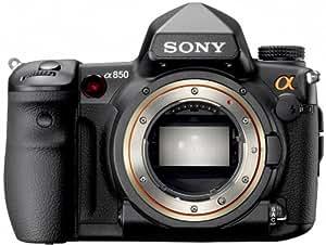 """Sony DSLR-A850- Appareil photo reflex numrique 24,6 Mpix Ecran LCD 3"""" HDMI Stabilisateur Anti-poussire Noir"""