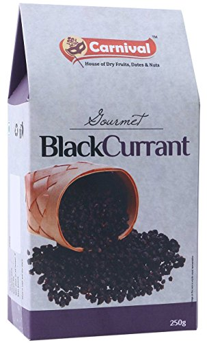 Carnival Blackcurrant Dried 250g