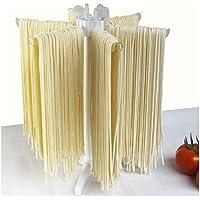 Yookay plegable soporte secador de secado Rack para espaguetis Pasta fideos secado soporte soporte para colgar