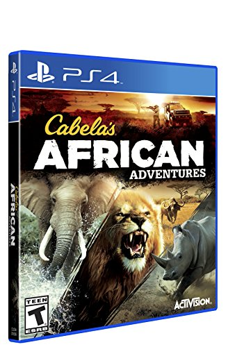 Cabela's African Adventures ps4