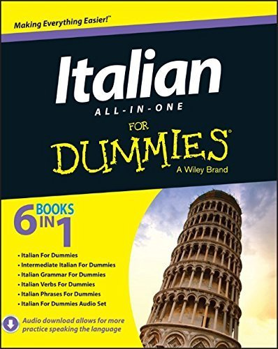 Italian All-in-One For Dummies 1st edition by Di Pietro, Antonietta, Onofri, Francesca Romana, Picarazzi, (2013) Paperback