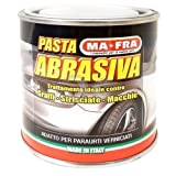 Ma-Fra - Pasta abrasiva apta para parachoques, 200ml