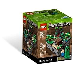 Lego Cuusoo Minecraft 21102 [UK Import]