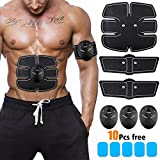 Best Abs fitnesses - ZOCIKO Appareil Abdominal, ABS Trainer Muscle Abdominal Stimulateur Review