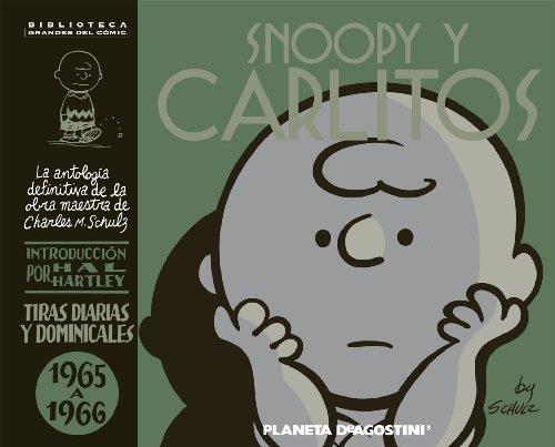 Snoopy y Carlitos 1965-1966 nº 08/25 (Cómics Clásicos) por Charles M.%Schulz