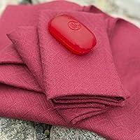LinenMe 73 x 124 cm asciugamano da