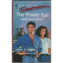 The Private Eye (Harlequin Temptation)