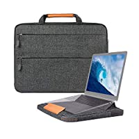 13-13.3 Inch Macbook Air/Macbook Pro/Pro Retina Sleeve Case Cover with Stand Function, EKOOS Protective Bag Carrying Case Briefcases for Surface Laptop 2017,12.9 Inch iPad Pro 2017
