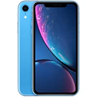 Apple iPhone XR (64GB) - Blau (inklusive EarPods, power adapter)