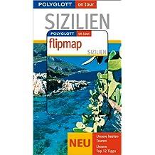 Sizilien - Buch mit flipmap